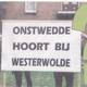 07-08-2014: EINDE VAN WESTERWOLDS ONSTWEDDE ?